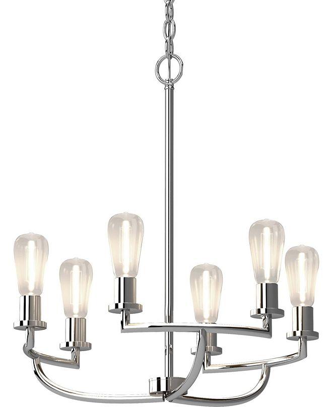 Volume Lighting Sharyn 6-Light Hanging Chandelier