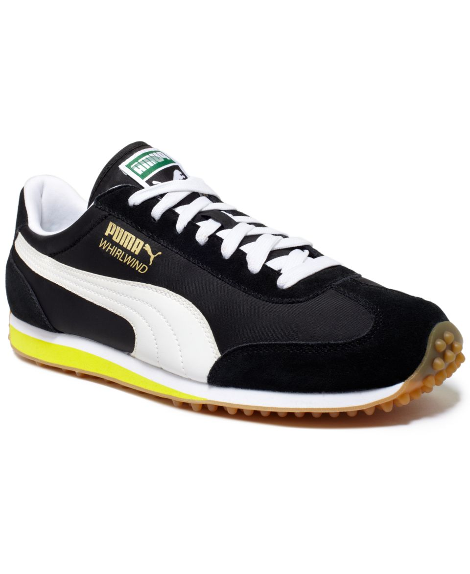 efc0ee66ea5 Puma Mens Whirlwind Classic Sneakers from Finish Line Shoes Men
