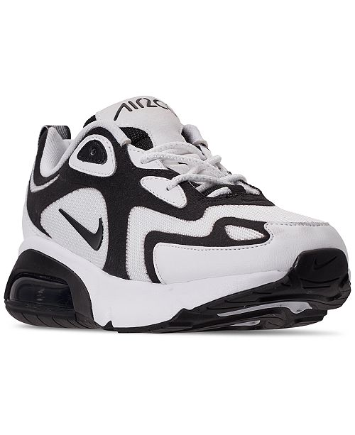 Nike Women's Air Max 200 Running Sneakers from Finish ...