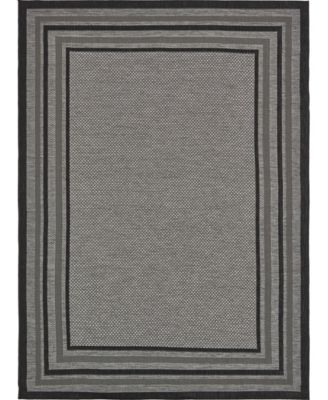 Pashio Pas6 Gray 8' x 11' 4