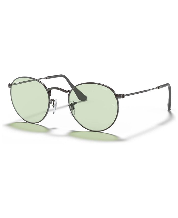 Ray-Ban - ROUND METAL Sunglasses, RB3447 53