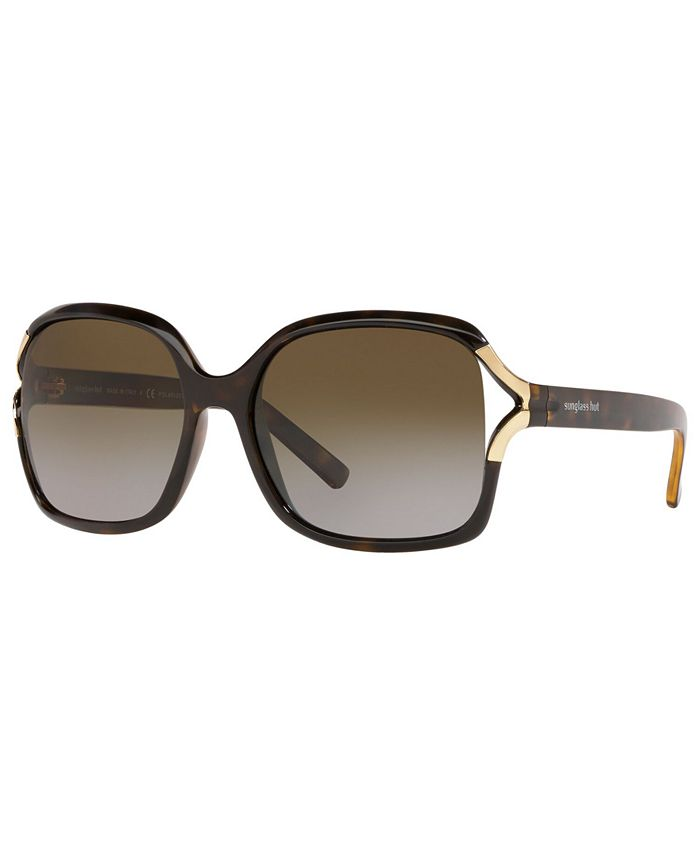Sunglass Hut Collection - Women's Polarized Sunglasses, HU2002