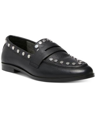 Ample Studded Loafers