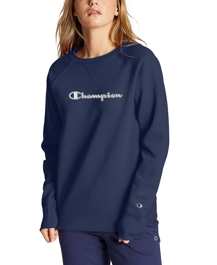 Champion - Powerblend Boyfriend Sweatshirt