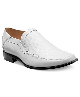 sterling perforated v shoes shoes
