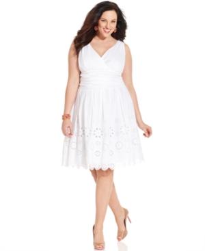 UPC 794093277943 - Sl Fashions Plus Size Dress, Sleeveless ...