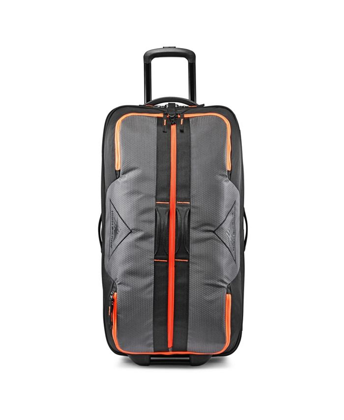 "High Sierra - Dell's Canyon 34"" Wheeled Drop Bottom Duffel"