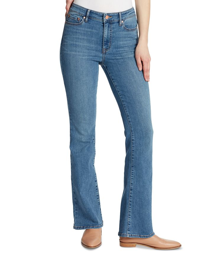 Ella Moss - High Rise Bootcut Jeans