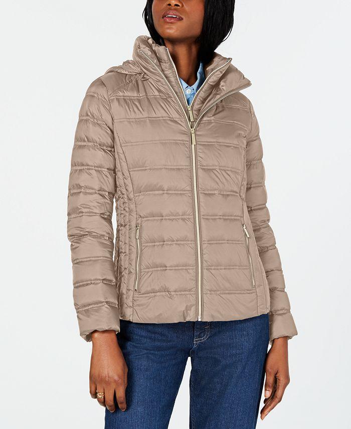 Michael Kors - Hooded Puffer Coat