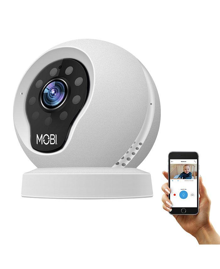 MOBI - MobiCam Multi-Purpose Smart HD WiFi All In One Monitoring Camera