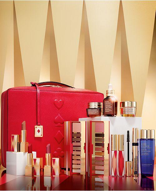 Macys Estee Lauder Christmas 2020 Estée Lauder Limited Edition. Estée Lauder 31 Beauty Essentials