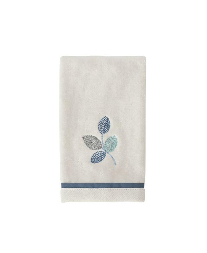 Croscill - Mosaic Leaves Spa Fingertip Towel