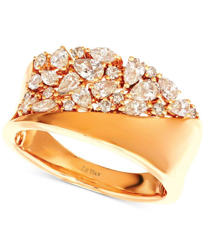 Le Vian ® Chocolate Diamonds® (3/4 Ct. T.w.) & Nude