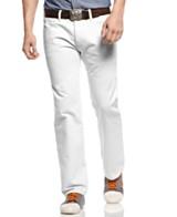 White Denim Jeans: Find White Denim Jeans at Macy's