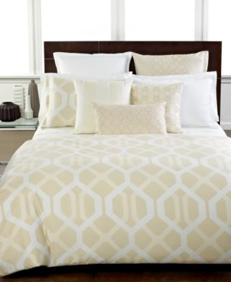 Hotel Collection Modern Nexus Queen Comforter