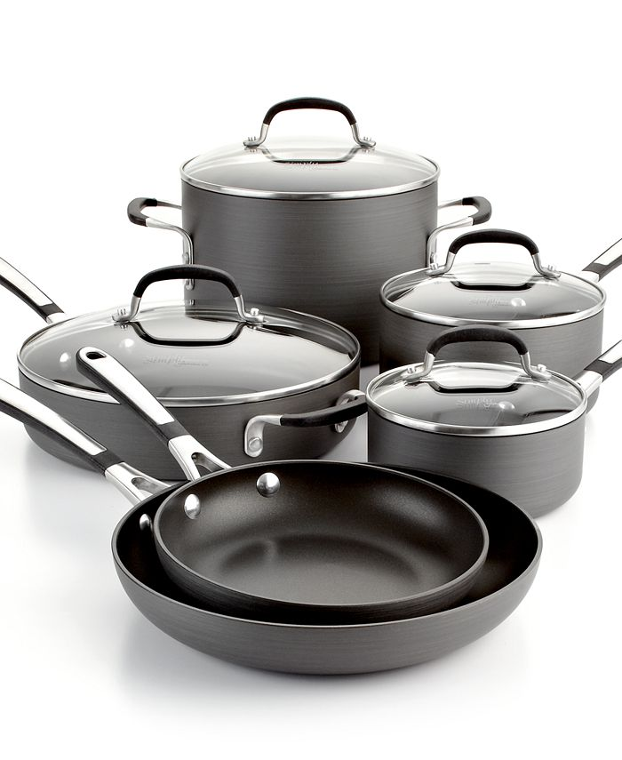 Calphalon - Nonstick 10-Piece Cookware Set