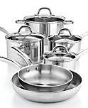10-Piece Martha Stewart Cookware Set