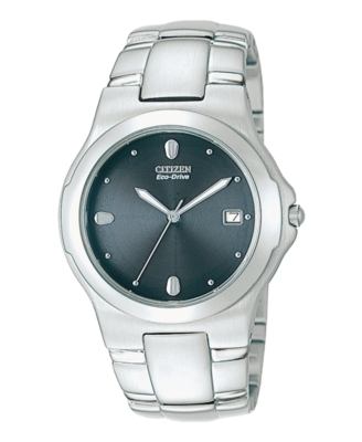 Citizen Watch, Men's Stainless Steel Bracelet BM0330-57H