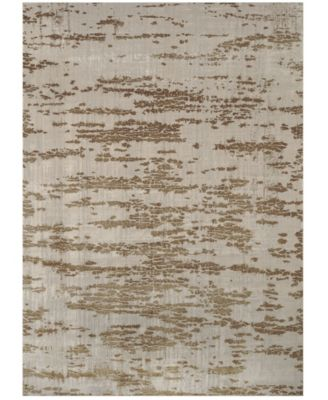 Tryst Mykonos Cream 2'6 x 8' Runner Area Rug