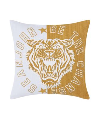 """Be the Change 18"""" Square Decorative Pillow"""
