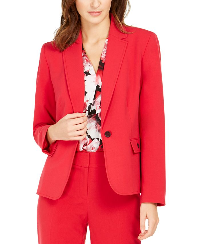 Nine West - One-Button Jacket