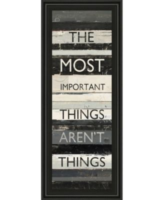 """Zephyr Quote Il by Mike Schick Mirror Framed Print Wall Art - 18"""" x 42"""""""