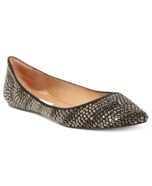 Steve Madden Womens Shoes Vegas Flats Womens Shoes