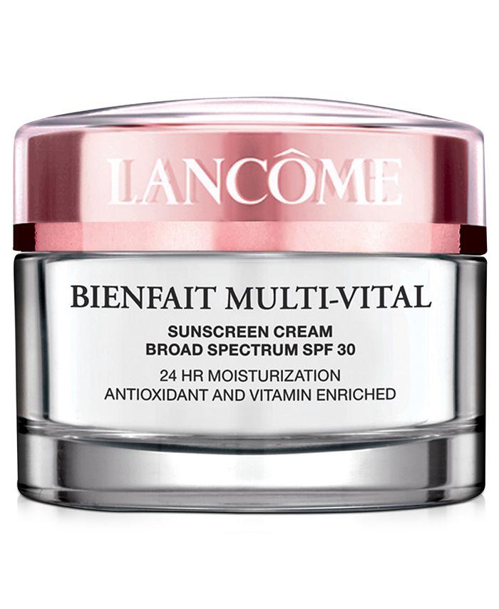 Lancôme - Bienfait Multi-Vital SPF 30 Cream, 1.7 oz.