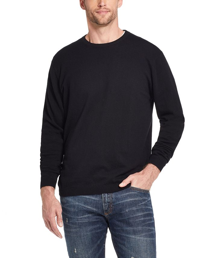 Weatherproof Vintage - Men's Solid Sweater