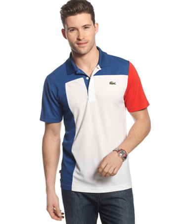 Lacoste Big And Tall Shirt Superdry Colorblock Polo Shirt