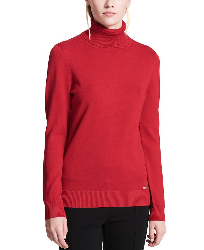 Calvin Klein - Turtleneck Sweater