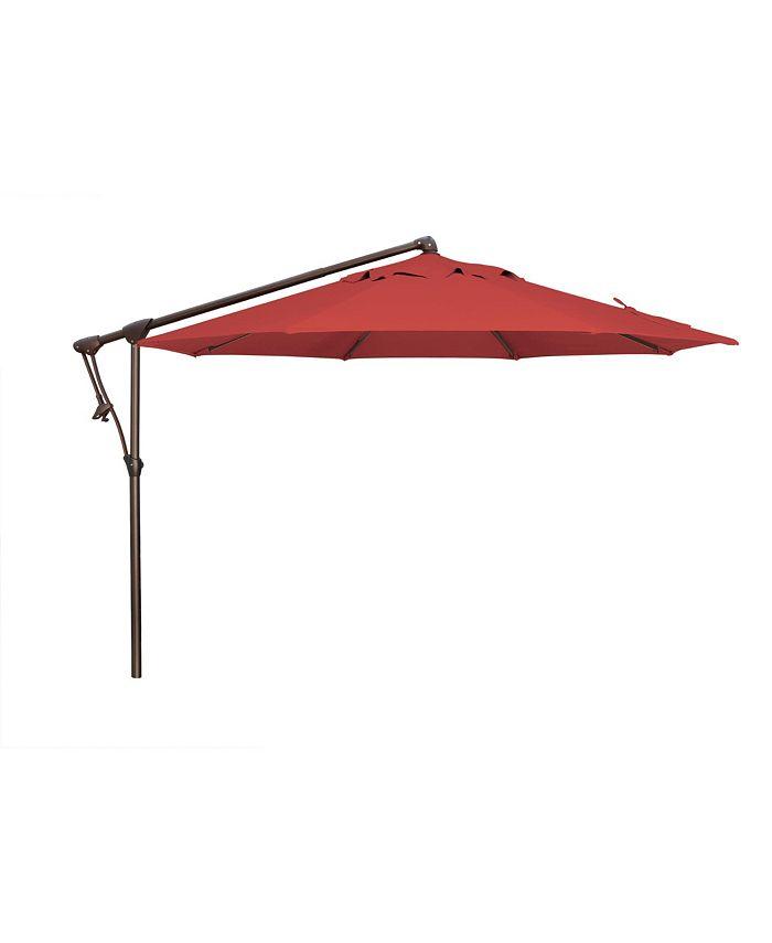 Treasure Garden - 10' Cantilever Umbrella, Direct Ship