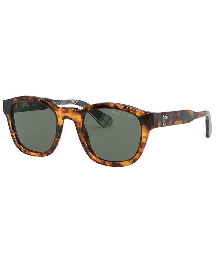 Polo Ralph Lauren - Polarized Sunglasses, PH4159 49