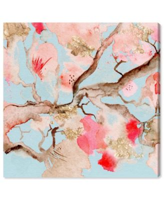 Julianne Taylor - Under The Blossoms and Sky Canvas Art, 12