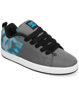 DC Shoes Court Graffik TX Sneakers Mens Shoes