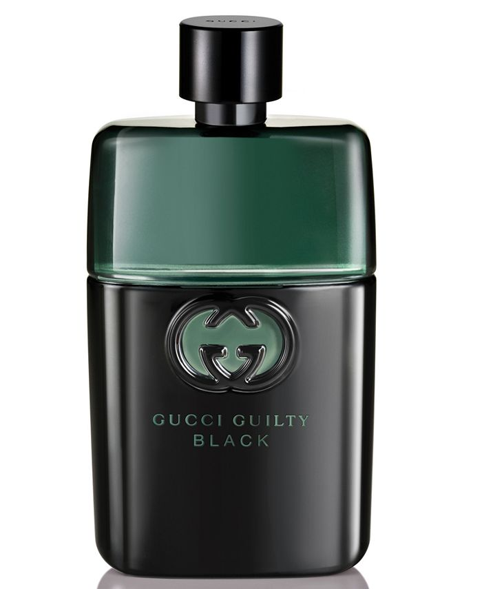Gucci - GUCCI GUILTY Black Pour Homme Fragrance Collection