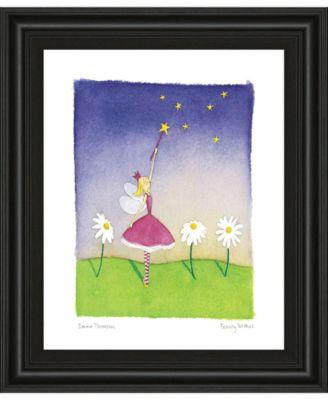 "Felicity Wishes I by Emma Thomson Framed Print Wall Art, 22"" x 26"""