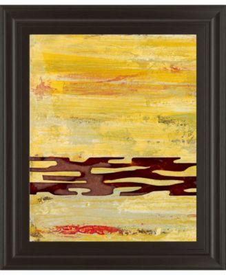 """Tire Mark I by Natalie Avondet Framed Print Wall Art, 22"""" x 26"""""""