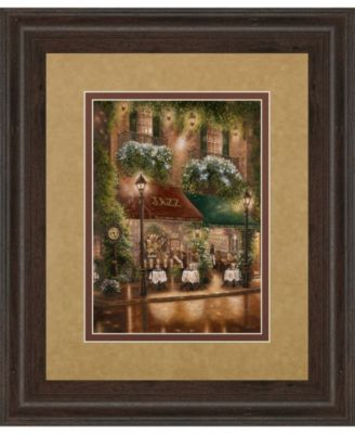 """Peter Prisco Trio II by Betsy Brown Framed Print Wall Art, 34"""" x 40"""""""