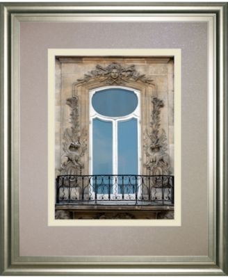 "Rue De Paris III by Tony Koukos Framed Print Wall Art, 34"" x 40"""