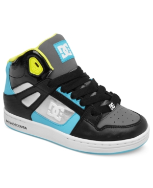 DC Shoes Kids Shoes Boys or Little Boys Rebound SE Sneakers