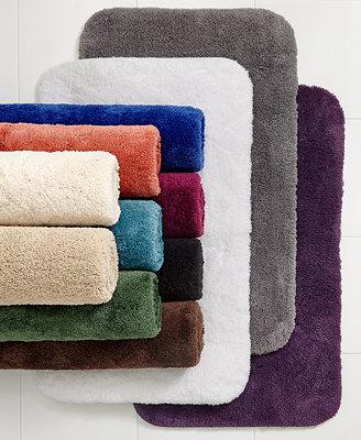 Original  Cotton Only At Macy39s  Bath Rugs Amp Bath Mats  Bed Amp Bath