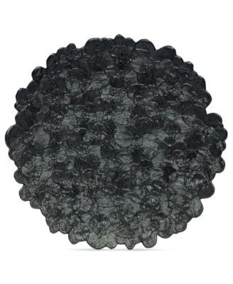 MADHOUSE by Michael Aram Black Orchid Large Melamine Petal Platter