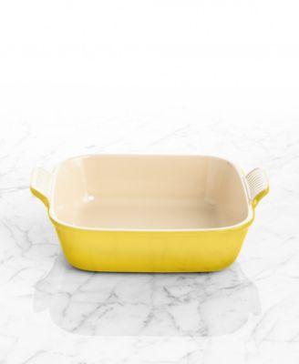 "Le Creuset Heritage Stoneware 9"" Square Baking Dish"
