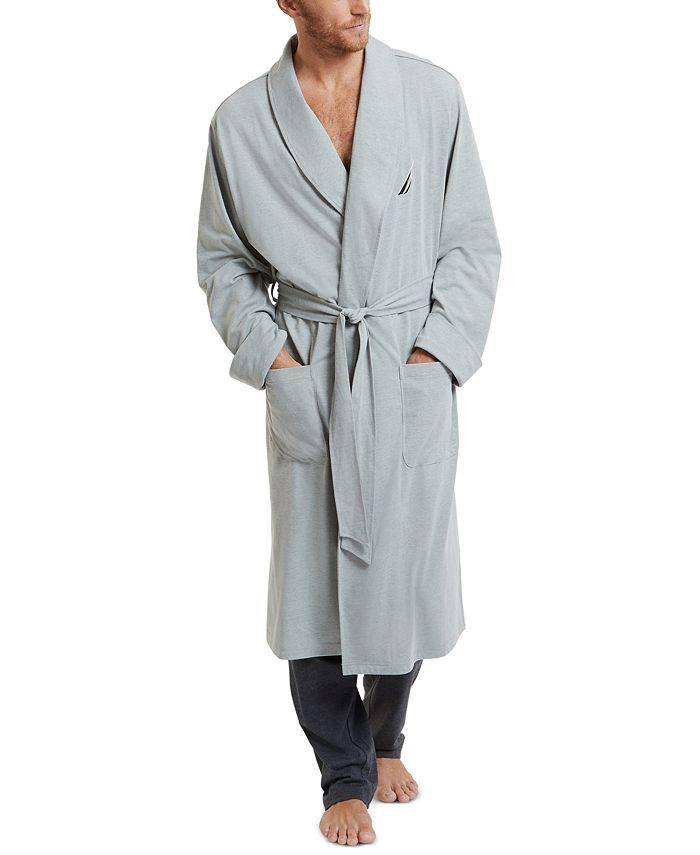 Nautica - Men's Shawl-Collar Robe