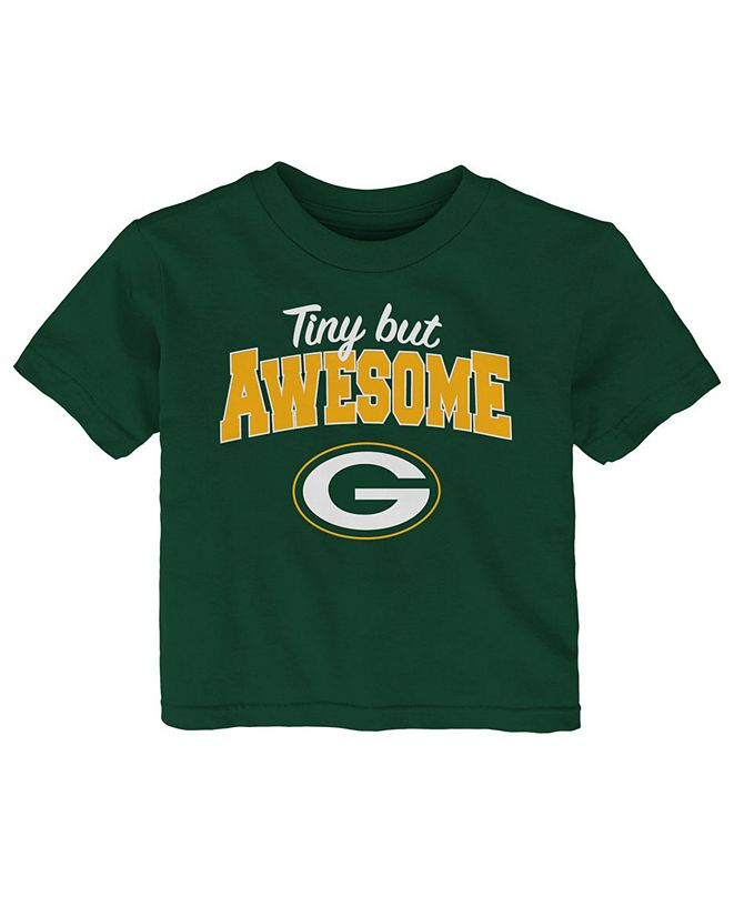 Outerstuff Baby Green Bay Packers Still Awesome T-Shirt