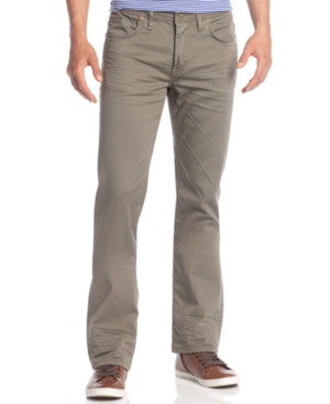 Buffalo David Bitton Jeans, Six-X Slim Fit Straight Leg Jeans