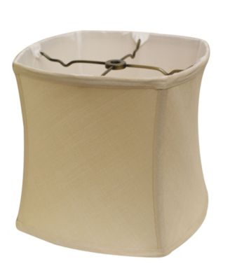 Cloth&Wire Soft Box Softback Lampshade with Washer Fitter