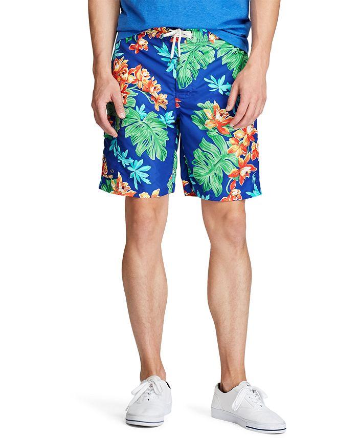 Polo Ralph Lauren - Men's 8-½-Inch Kailua Swim Trunks