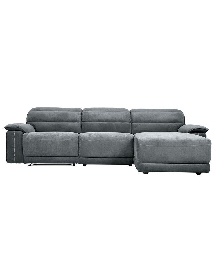 Furniture - Aleron 3pc Sectional Sofa